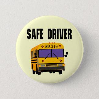 Safe School Bus Driver Button
