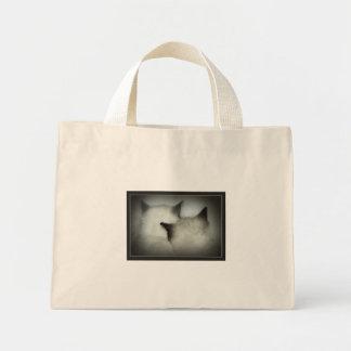 safe & sound mini tote bag