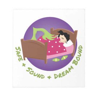 Safe & Sound Notepads