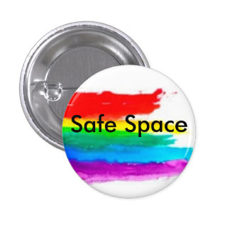 Safe Space Pin