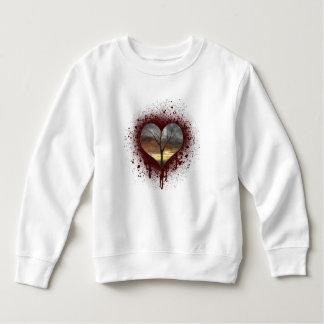 Safe the nature bleeding heart tree of life sweatshirt