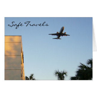 safe travels card