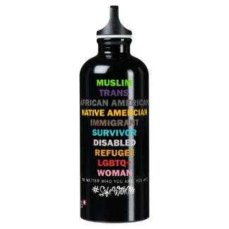 Safe With Me Cross Dark Sigg Water Bottle