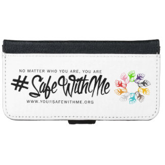 Safe With Me Fists iPhone & Samsung Wallet Case