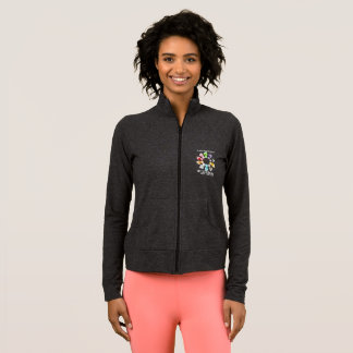 Safe With Me Fists Women's Practice Jacket