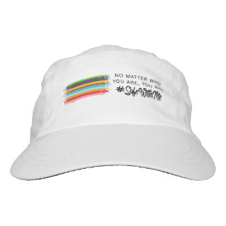 Safe With Me Flag Performance Hat