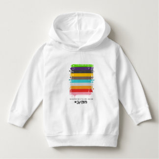 Safe With Me Flag Toddler Hoodie