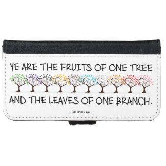 Safe With Me Tree iPhone & Samsung Wallet Case