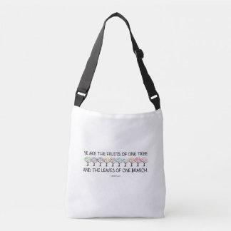 Safe With Me Tree Sling Bag