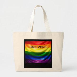 Safe Zone Tote Bag