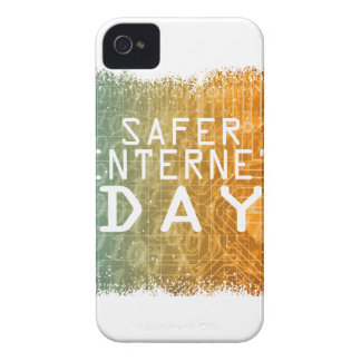 Safer Internet Day - Appreciation Day iPhone 4 Covers