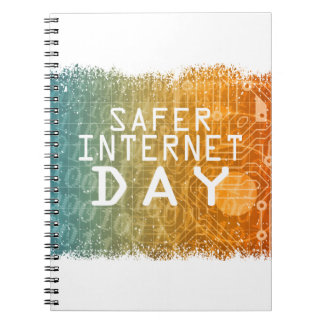 Safer Internet Day - Appreciation Day Notebook