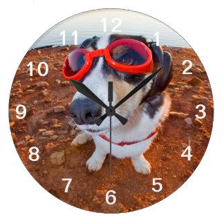 Safety Dog Clocks