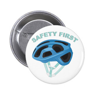 Safety First 2 Inch Round Button