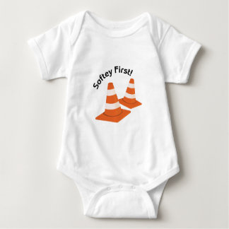 Safety First Baby Bodysuit