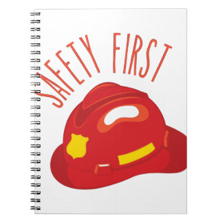Safety First Notebooks