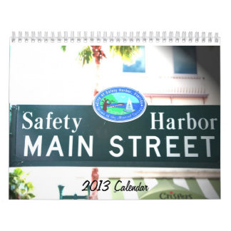 Safety Harbor Florida 2013 Calendar