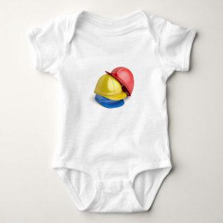 Safety helmets baby bodysuit