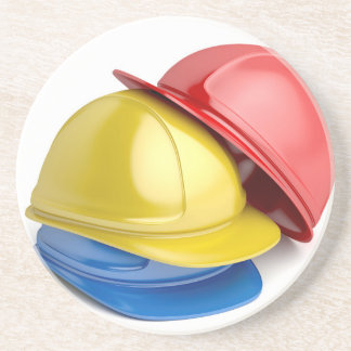 Safety helmets coaster