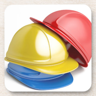 Safety helmets coaster