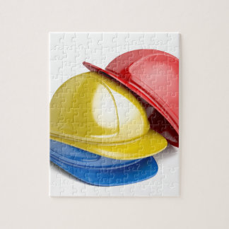Safety helmets jigsaw puzzle