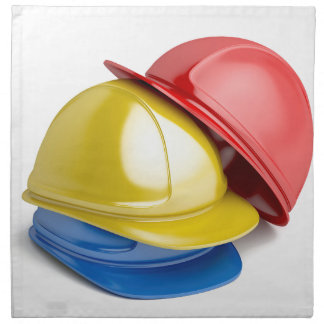 Safety helmets napkin