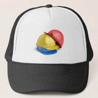 Safety helmets trucker hat