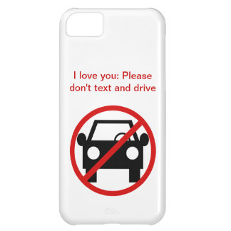 Safety iPhone 5 Case