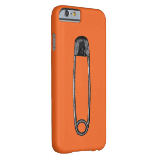 Safety Orange I phone case