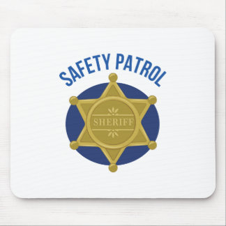 Safety Patrol Mouse Pad