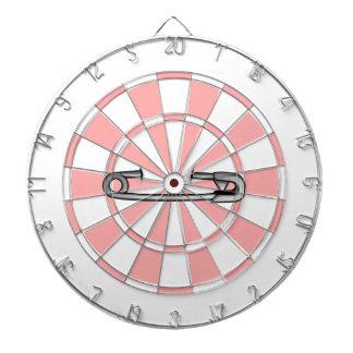 safety pin 1 dartboard