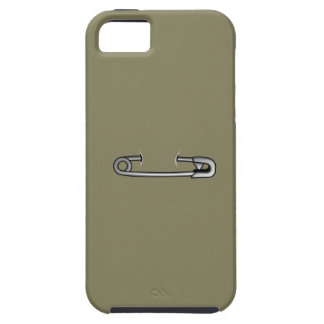 safety pin 1 iPhone 5 case