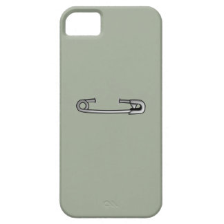 safety pin 1 iPhone 5 cases
