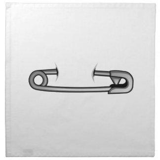 safety pin 1 napkin