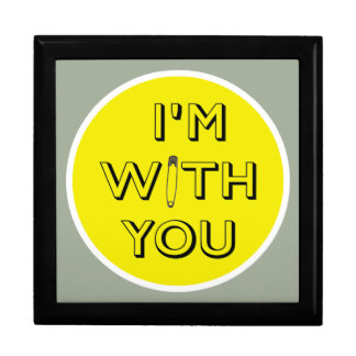 Safety Pin - I'm With You Gift Box