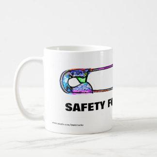 Safety Pin Movement Coffee Mug