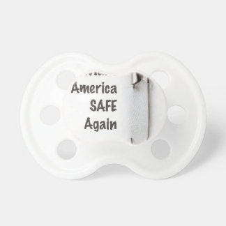 Safety Pin Pacifier