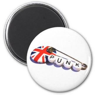 Safety Pin Punk Magnet