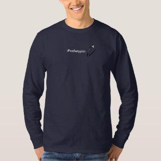 Safety Pin Solidarity T-Shirt