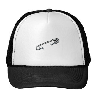 Safety pin solidarity trucker hat