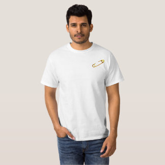 Safety Pins Show Support for the Vulnerable T-Shirt
