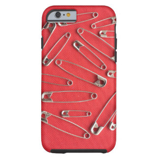 Safety-pins Tough iPhone 6 Case