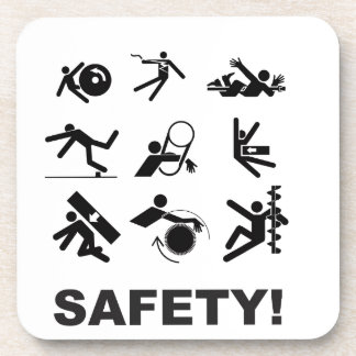 safety yeah coaster