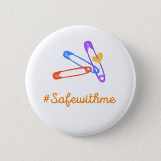 #safewithme 2 inch round button
