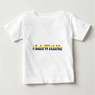 #Safewithme Baby T-Shirt
