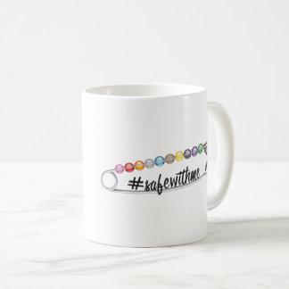 #SafeWithMe Classic Mug
