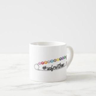 #SafeWithMe Espresso Mug