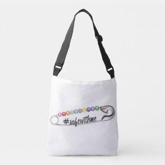 #SafeWithMe Sling Bag