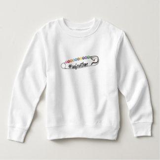 #SafeWithMe Toddler Sweatshirt