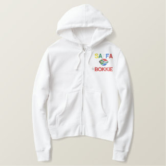 SAFFA BOKKIE Embroidered Hoody